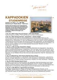 KAPPADOKIEN -