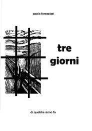 Tre giorni di Paolo Fornaciari - Comitato Verità e Giustizia per Genova