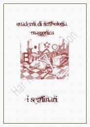 I SEMINARI in formato PDF - Har Tzion Montesion