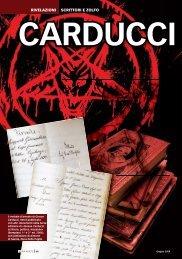 Carducci, il satanista! - Storia In Rete