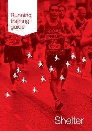 Running training guide