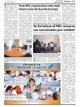 El IEBEM toma medidas y garantiza la seguridad a estudiantes y ... - Page 7
