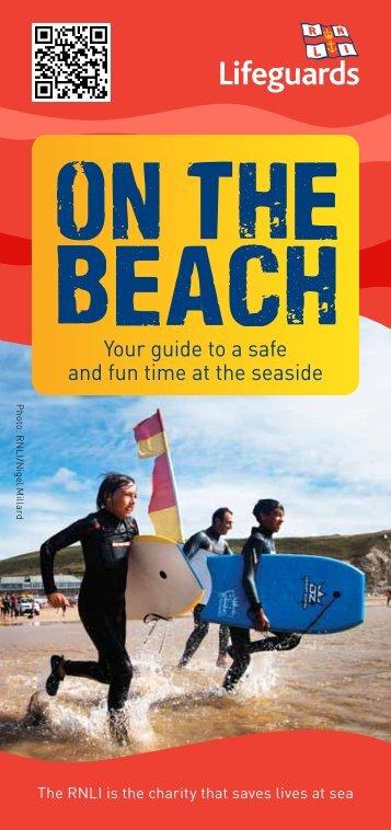 Beach-safety-On-the-Beach-2011