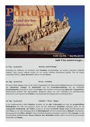 das Land der See- fahrer entdecken vom 13.09 ... - Uta Reisen