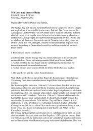 Vortrag 3 - Dritter Orden im Karmel