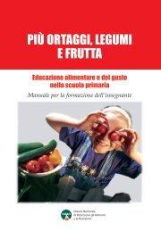 Manuale per la formazione dell'insegnante - Inran