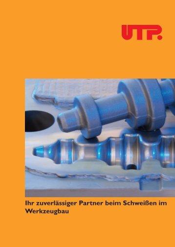 UTP Werkzeugbau - UTP Schweissmaterial