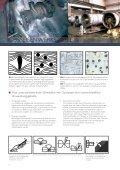 Ihr verläßlicher Partner beim Schweissen von Gusseisenwerkstoffen - Page 4
