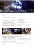 UTP Prospekt Petrochemie - UTP Schweissmaterial - Page 2