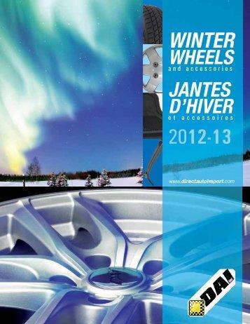 winter wheels - DAI Alloys
