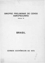 BRASIL - Biblioteca do IBGE