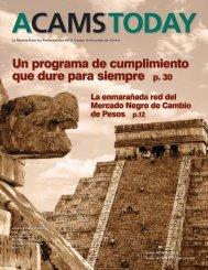 Edición Julio/Agosto 2008 - La Asociación de Especialistas ...