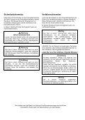 Wartungs- Handbuch - Garland - Canada - Seite 2