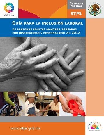 Guía para la inclusión laboral - IMSS