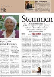 Artikkel i Vårt Land om Ksenia 18. april 2005, 0 ... - RUZA Barnehjem