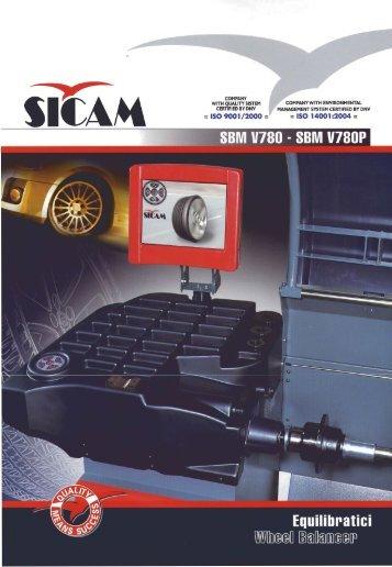 Page 1 Page 2 SIC' AM SBM V780 @Monitor Loo LCD fiat monitor ...