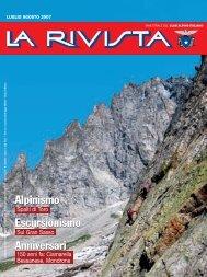 CAI LUG AGO 07 - Club Alpino Italiano