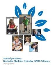 Aileler İçin Rehber Konjenital Musküler Distrofiye (KMD ... - Cure CMD