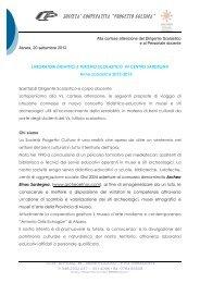 itinerari scuole anno s 2012 2013.pdf - Istituto Comprensivo Centro ...