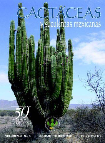 Julio-Septiembre - Instituto de Ecología - UNAM