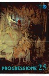 E - Commissione Grotte Eugenio Boegan