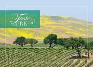 View the Taste for a Cure 2013 Invitation - Jonsson Comprehensive ...