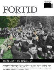 nordmenn og nazismen - Fortid