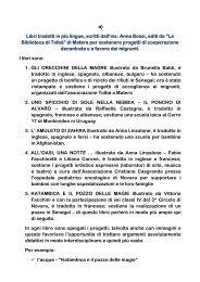 Scrittura creativa - Fondazione Enrica Amiotti