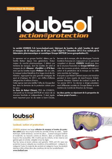 Die Groupe Batteur erwerbt das Unternehmen Loubsol