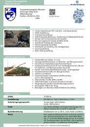 Truppenübungsplatz Munster-Nord