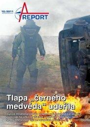 A report 10/2011 - Ministerstvo obrany