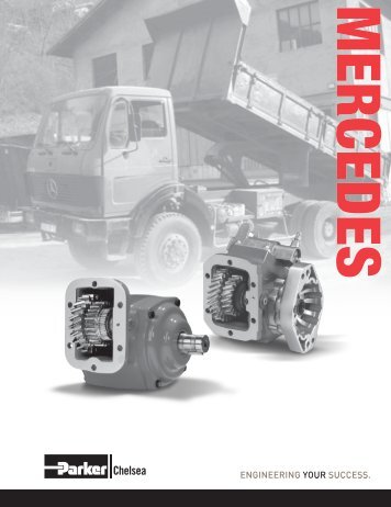 MERCEDES - Parker Hannifin - Solutions for the Truck Industry