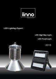 LED High Bay Light Series - Quality Leds BV