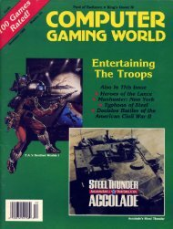 Computer Gaming World Issue 54 - TextFiles.com