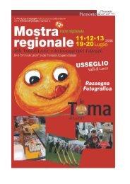 Rassegna Fotografica 2008 - Sagra della Toma