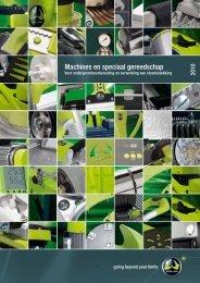 Machines en speciaal gereedschap - Uzin Utz AG