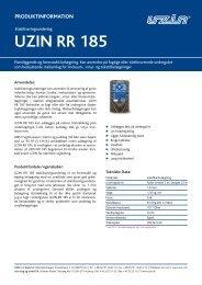 UZIN RR 185 - Uzin Utz AG