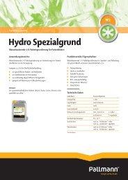 Hydro Spezialgrund - Uzin Utz AG