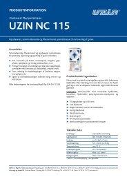 UZIN NC 115 - Uzin Utz AG