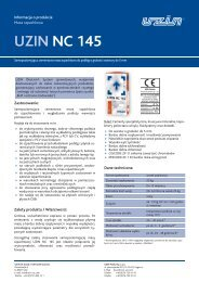 UZIN NC 145 - Uzin Utz AG