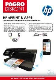 hP ePrInt & aPPs