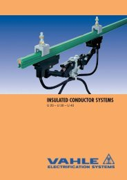 INSULATED CONDUCTOR SYSTEMS