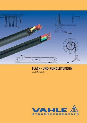 Katalog Leitungen - Vahle