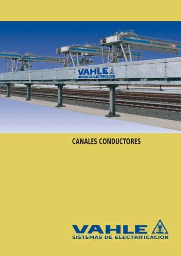 Canales conductores - Interempresas