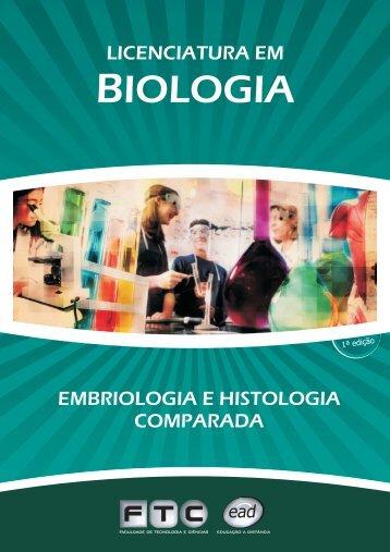 anfioxo: um modelo de estudo e embriologia comparada - ftc ead