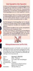 Fortbildungsveranstaltungen - Vamv-nrw.de - Seite 2