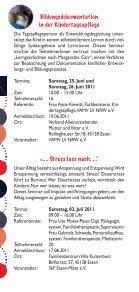 Fortbildungsveranstaltungen - Vamv-nrw.de - Seite 6