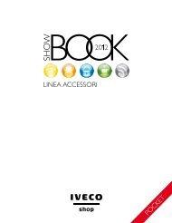 POCKET 2012 linEa aCCESSOri - Iveco
