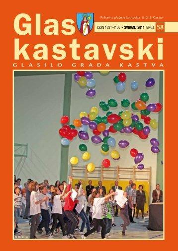 glas kastavski 58 / svibanj 2011 - Grad Kastav