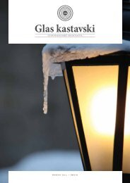 Glas kastavski 62 / prosinac 2012 - Grad Kastav